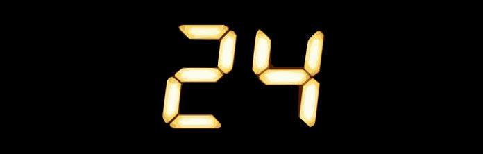 24 TV Series
