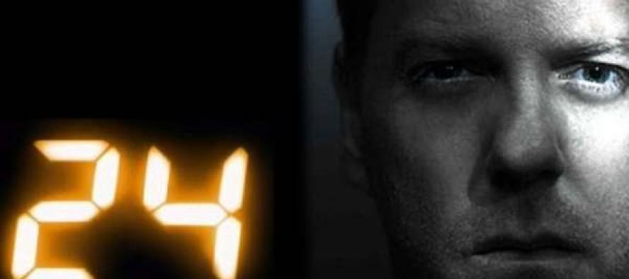 """24"" Television Series Starring Kiefer Sutherland"