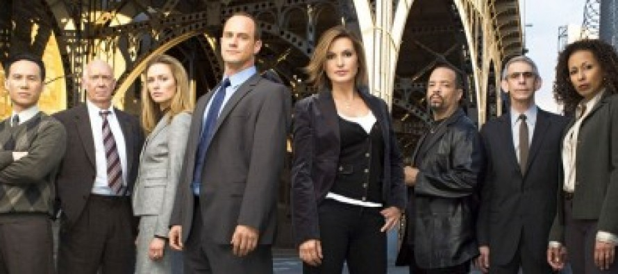 Law & Order: Special Victims Unit Season Episodes on DVD