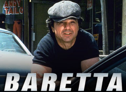 baretta on dvd