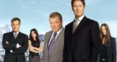 Boston Legal Television Show Season Episodes on DVD