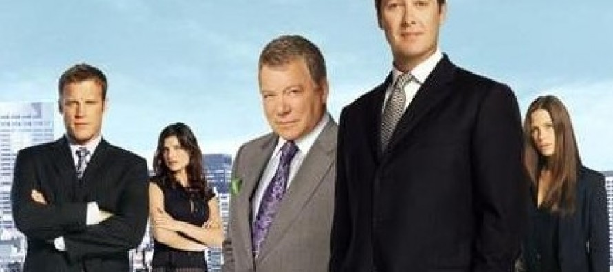Boston Legal Television Show Season Episodes on DVD and Video