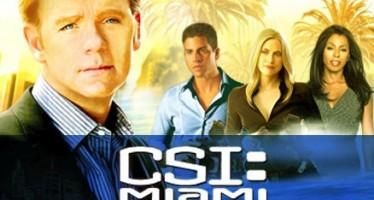 CSI Miami Television Series Season Episodes on DVD