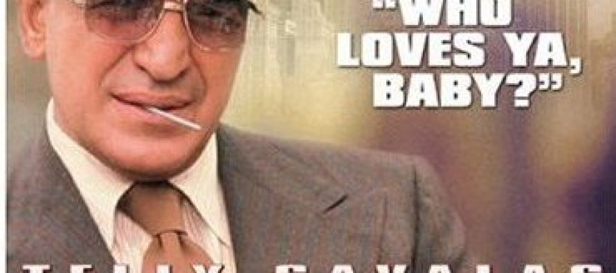 Kojak Television Series Season Episodes on DVD
