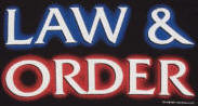 Law and Order on DVD