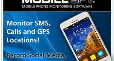 Mobile Phone Spy Software for Spying on Cell Phones