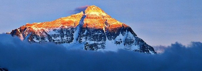 List of the Top 10 Tallest Mountains in the World