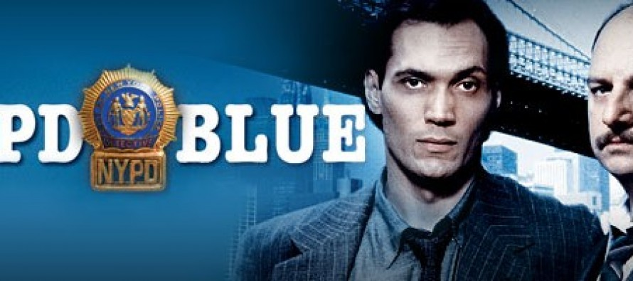 NYPD Blue Television Series Episodes on DVD