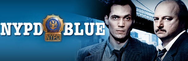NYPD Blue on DVD