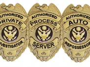 Private Investigator Badges, Crests, Emblems and Shields