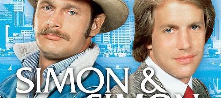Simon & Simon TV Show Season Episodes on DVD