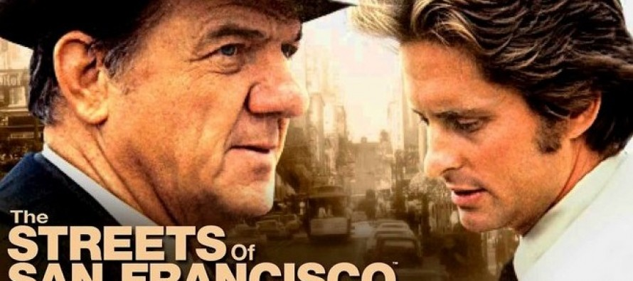 The Streets of San Francisco Season Episodes on DVD