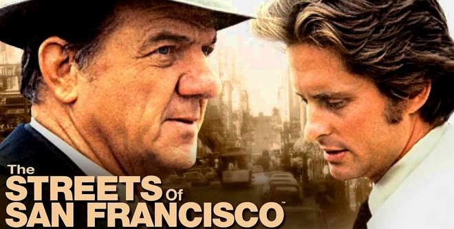 Streets of San Francisco on DVD