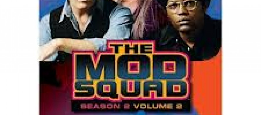 The Mod Squad Television Show Season Episodes on DVD