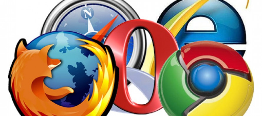 List of Major Web Browsers