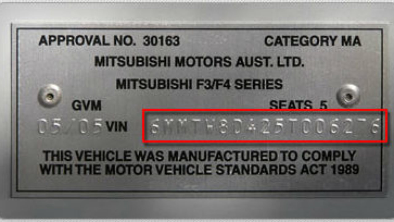 How to Decode VIN Numbers for Vehicle Identification