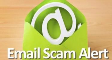Fraudulent Email Alert – KUOK FOUNDATION BERHAD