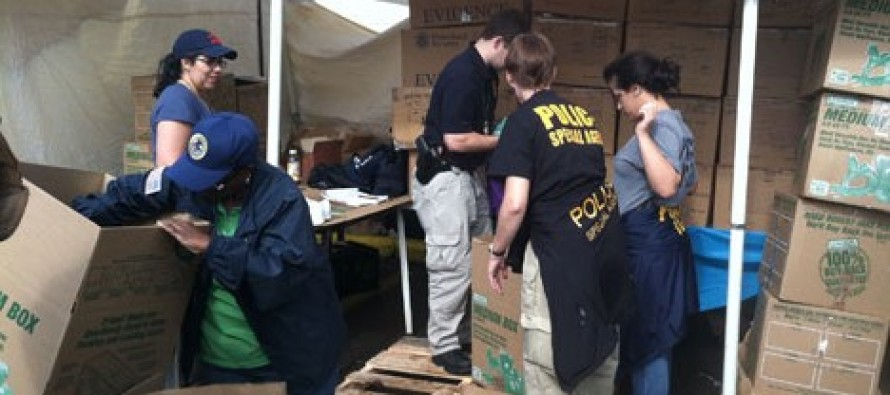 Federal Agents Raid Flea Market for Selling Fake Cosmetics