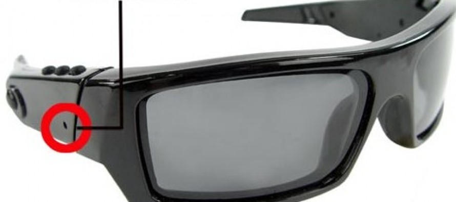 Spy Sunglasses For Covert Operations and Surveillance Missions