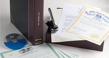Business Incorporation Legal Forms for Each State