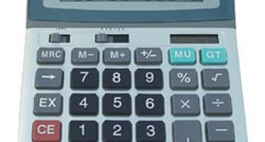 List of Online Calculators