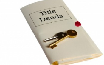 Deed Legal Forms for Each State in the U.S.