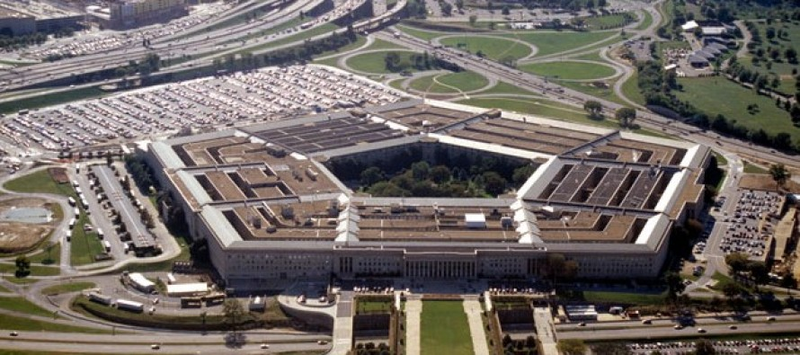 The Pentagon's Department of Defense Headquarters ...