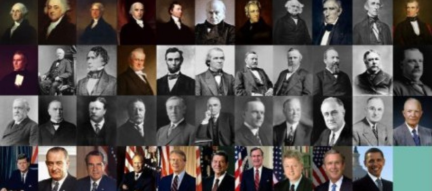Presidents of the United States of America: Full List