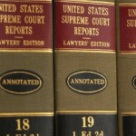 us supreme court law books