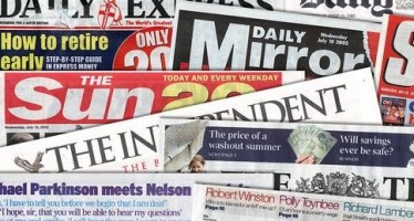 List of Major Newspapers and Publishing Companies