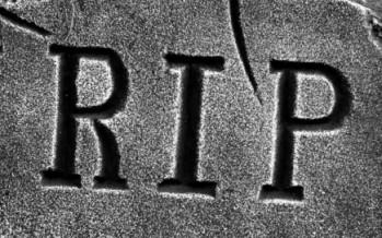 Obituaries, Cemeteries & Funerals
