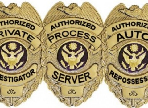 Private detective badges