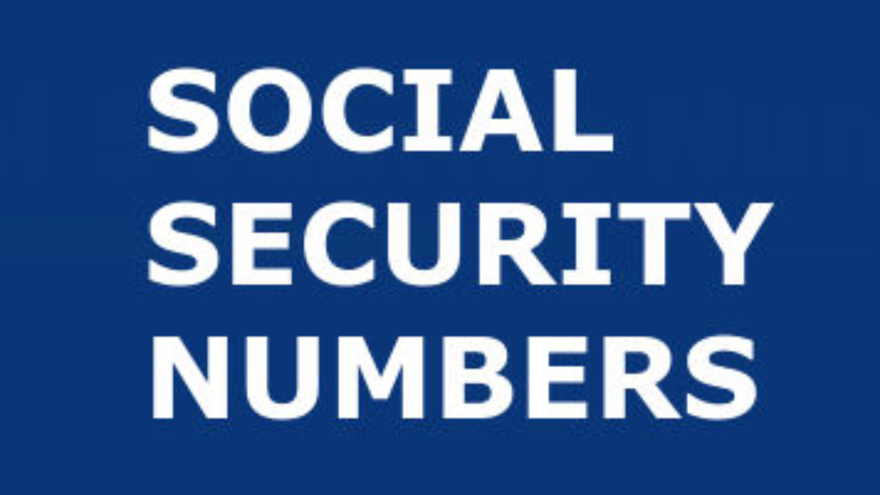 Social Security Numbers (SSNs) - How they are assigned by