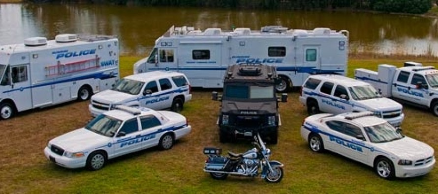 Vehicles Used by Police Officers and Law Enforcement Personnel