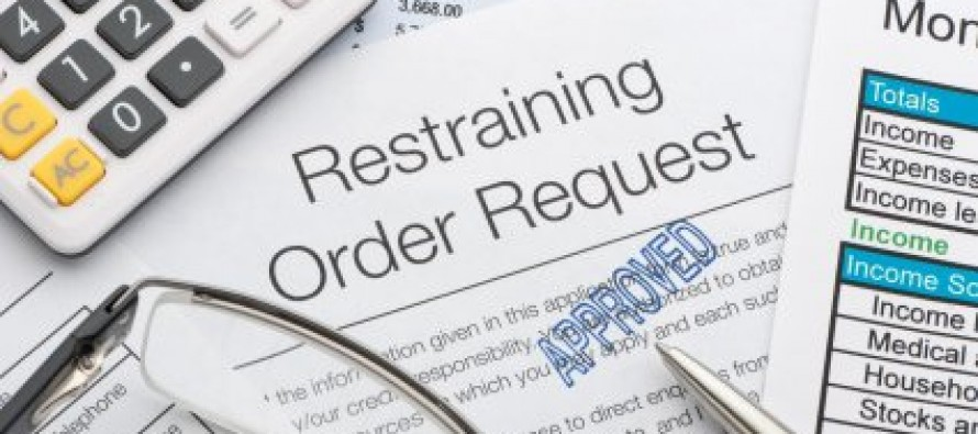 Restraining Order: Keeping Yourself Safe from Domestic Violence