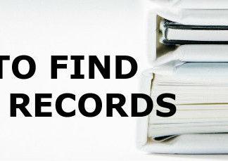 Vital Records Search