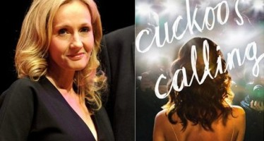 J K Rowling Switches from Fantasy Novels to Detective Novels