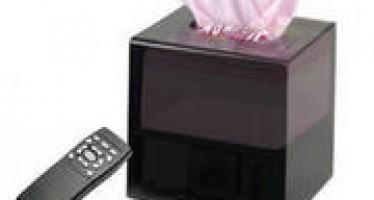 WiFi Tissue Box Hidden Camera for Recording Hidden Video