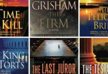 List of John Grisham books