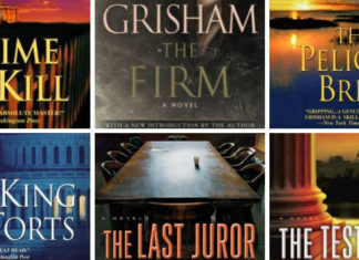 List of John Grisham books