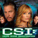 CSI Television Series on DVD
