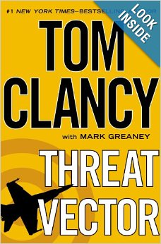 Threat Vector (Jack Ryan Novels) by Tom Clancy