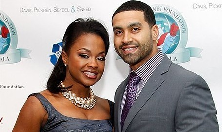 Apollo Nida and Phaedra Parks