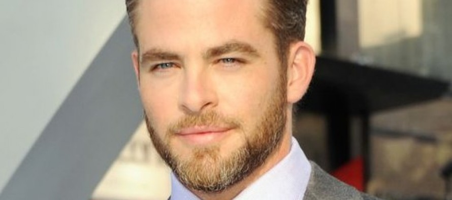 Star Trek Actor Chris Pine Arrested for DUI in New Zealand