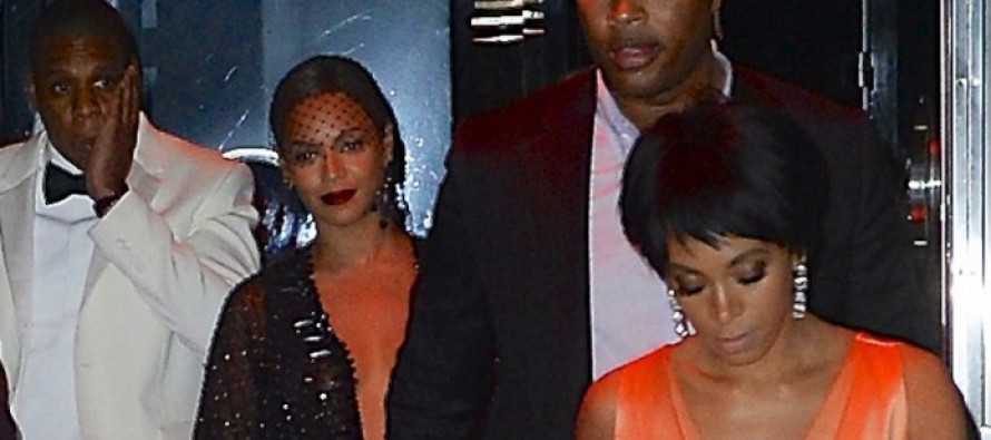 Beyonce's Sister Solange Knowles Violently Lashes Out At Jay-Z