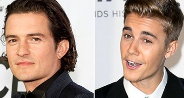Justin Bieber Ignites Feud With Lord Of The Rings Star Orlando Bloom