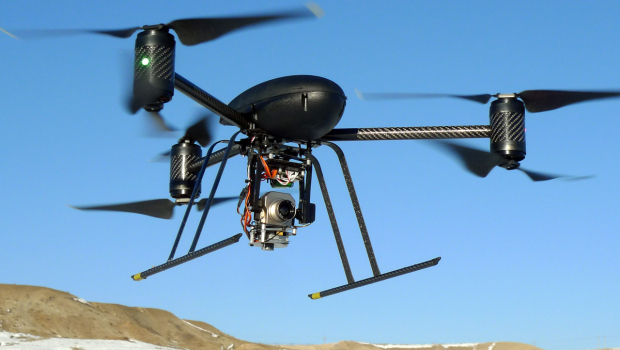 Police Investigation Drones