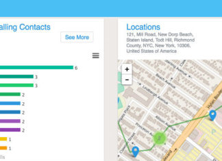 mSpy Cell phone tracking software