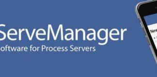 Serve Manager Process Server Software