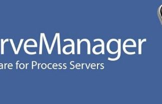 Serve Manager Process Server Software